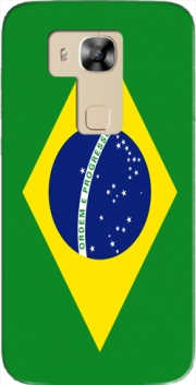 Flag Brasil Case for Huawei G8