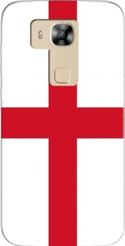 Flag England Case for Huawei G8
