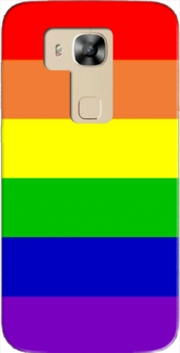 Flag Gay Rainbow Case for Huawei G8