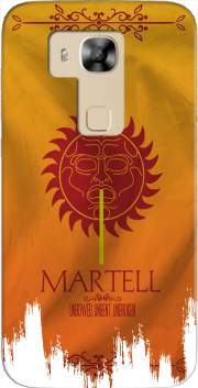 Flag House Martell Case for Huawei G8