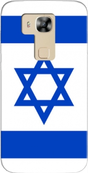 Flag Israel Case for Huawei G8