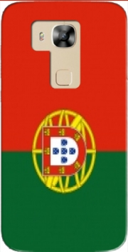 Flag Portugal Case for Huawei G8