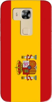 Flag Spain Case for Huawei G8