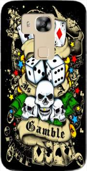 Love Gamble And Poker Case for Huawei G8