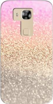 Gatsby Glitter Pink Case for Huawei G8
