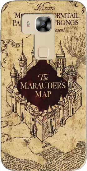 Case Marauder Map for Huawei G8