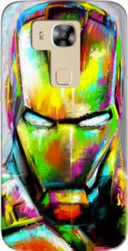 I am The Iron Man Case for Huawei G8