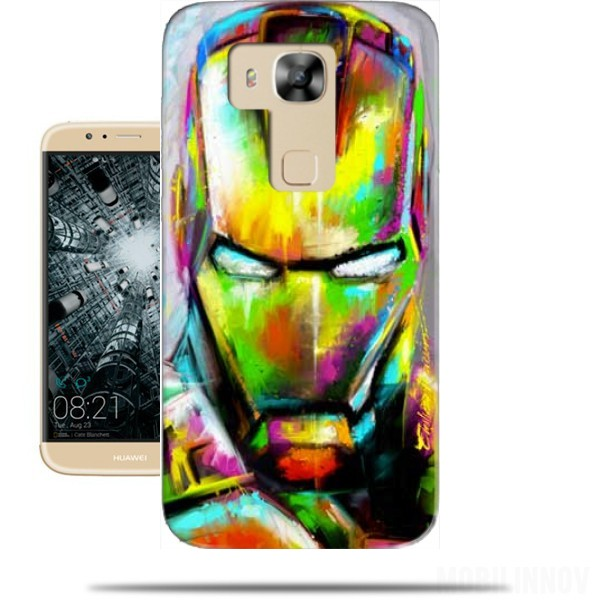 Case I am The Iron Man for Huawei G8
