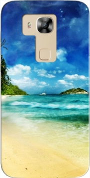 Paradise Island Case for Huawei G8
