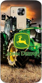John Deer tractor Farm Case for Huawei G8