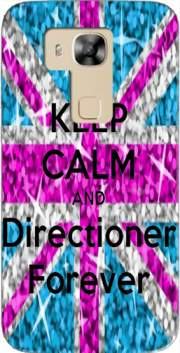 Keep Calm And Directioner forever Case for Huawei G8