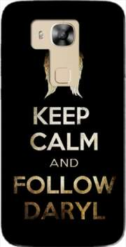 Keep Calm and Follow Daryl Case for Huawei G8