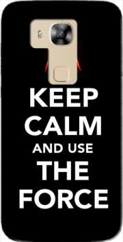 Keep Calm And Use the Force Case for Huawei G8