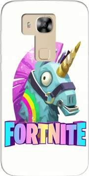 Unicorn video games Fortnite Case for Huawei G8