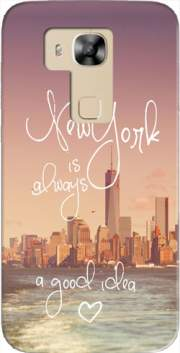 Always New York Case for Huawei G8
