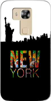 New York Case for Huawei G8