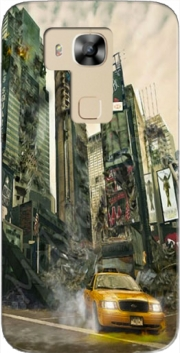 New York apocalyptic Case for Huawei G8