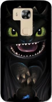 Night fury Case for Huawei G8