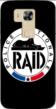 Raid Police Nationale Case for Huawei G8