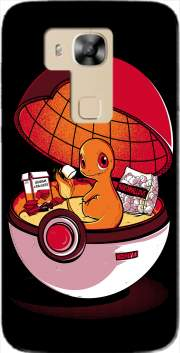 Red Pokehouse  Case for Huawei G8