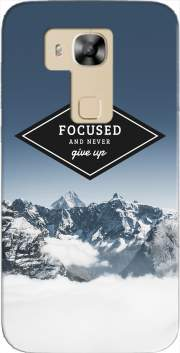Stay focused Case for Huawei G8