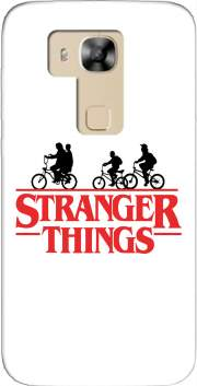 Stranger Things by bike Case for Huawei G8