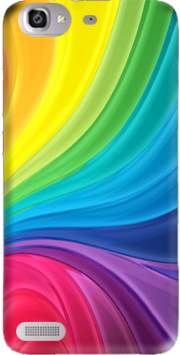 Rainbow Abstract Case for Huawei G8 Mini GR3 / Enjoy 5S