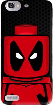 Bricks Deadpool Case for Huawei G8 Mini GR3 / Enjoy 5S