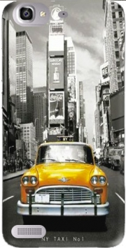 Yellow taxi City of New York City Case for Huawei G8 Mini GR3 / Enjoy 5S