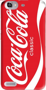 Coca Cola Rouge Classic Case for Huawei G8 Mini GR3 / Enjoy 5S
