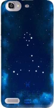 Constellations of the Zodiac: Pisces Case for Huawei G8 Mini GR3 / Enjoy 5S