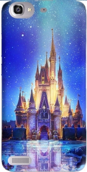 Disneyland Castle Case for Huawei G8 Mini GR3 / Enjoy 5S