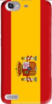 Flag Spain Case for Huawei G8 Mini GR3 / Enjoy 5S