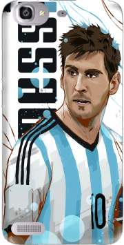 Football Legends: Lionel Messi World Cup 2014 Case for Huawei G8 Mini GR3 / Enjoy 5S