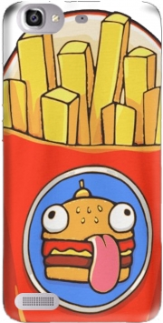 French Fries by Fortnite Case for Huawei G8 Mini GR3 / Enjoy 5S