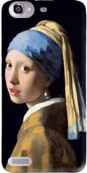 Girl with a Pearl Earring Case for Huawei G8 Mini GR3 / Enjoy 5S