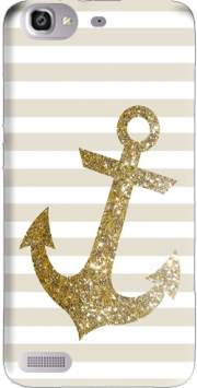 Gold Mariniere Case for Huawei G8 Mini GR3 / Enjoy 5S