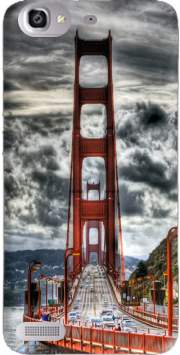 Golden Gate San Francisco Case for Huawei G8 Mini GR3 / Enjoy 5S
