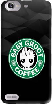 Groot Coffee Case for Huawei G8 Mini GR3 / Enjoy 5S