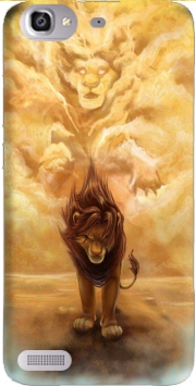 Mufasa Ghost Lion King Case for Huawei G8 Mini GR3 / Enjoy 5S