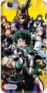 my hero academia Izuku Midoriya Case for Huawei G8 Mini GR3 / Enjoy 5S