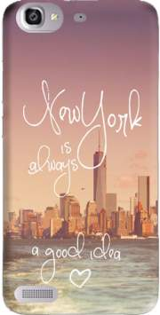 Always New York Case for Huawei G8 Mini GR3 / Enjoy 5S