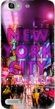 New York City - Broadway Color Case for Huawei G8 Mini GR3 / Enjoy 5S