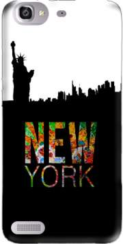 New York Case for Huawei G8 Mini GR3 / Enjoy 5S