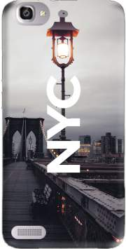 NYC Basic 2 Case for Huawei G8 Mini GR3 / Enjoy 5S