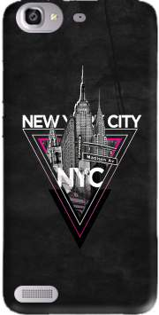 NYC V [pink] Case for Huawei G8 Mini GR3 / Enjoy 5S