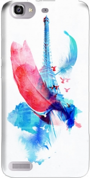 Poetic Paris Case for Huawei G8 Mini GR3 / Enjoy 5S