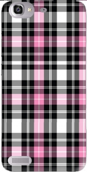 Pink Plaid Case for Huawei G8 Mini GR3 / Enjoy 5S