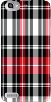 Red Plaid Case for Huawei G8 Mini GR3 / Enjoy 5S
