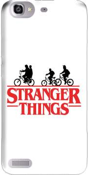 Stranger Things by bike Case for Huawei G8 Mini GR3 / Enjoy 5S